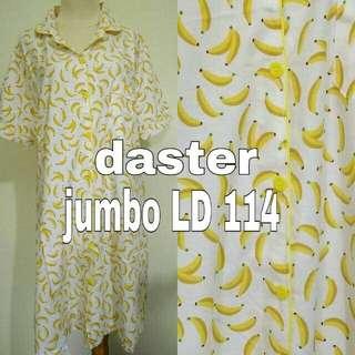 Daster Jumbo Motif Lucu (XL - XXL)