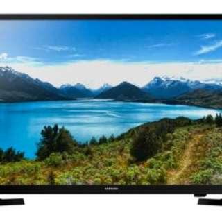 """Samsung 32"""" HD Flat Smart TV J4303 Series 4 UA32J4303DKXXS"""