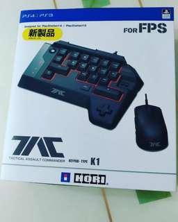 【95%新】PS4 HORI TAC K1