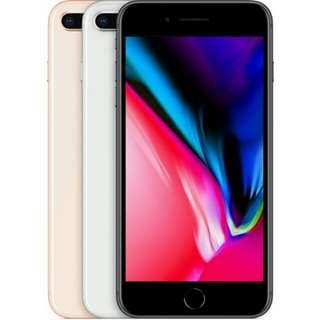 APPLE IPHONE  8 Plus 256 GB - Bisa Kredit tanpa kartu kredit