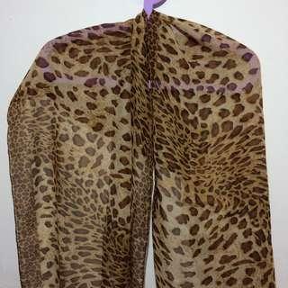 Leopard Prints Scarf