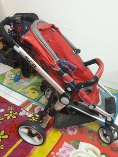 Stroller SCR 6