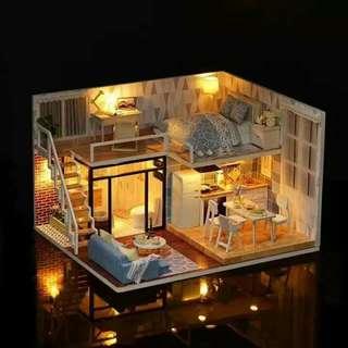 Miniature Dollhouse