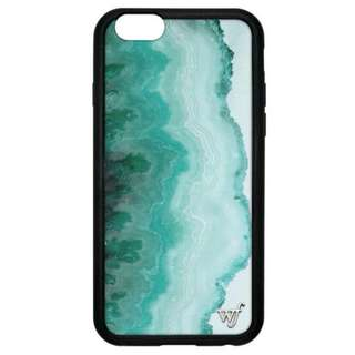 Teal Beach iPhone 6/6s Wildflower case
