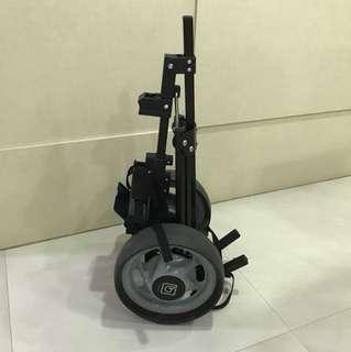 Gosen foldable Golf Strolley/ push cart