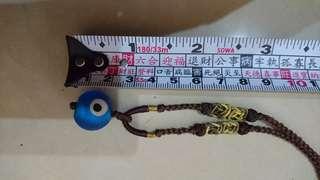 🚚 西亞老琉璃珠項鍊