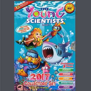 The Young Scientists Collectors' Set 2017