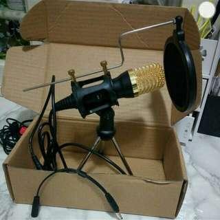 [收音mic 連防噴網][New]