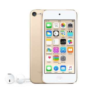 IPOD TOUCH 6th GEN GOLD