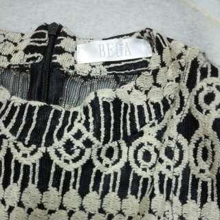Bega knitting top