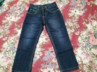 Boy levis jeans