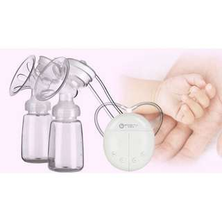 Double electric breast pump ( very high quality)