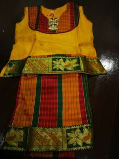 Kids (girl) 2 to 3 years old Indian wear