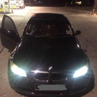 BMW E90 KERETA SAMBUNG BAYAR