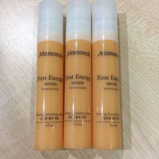 Mamonde First Energy Serum Trial Travel Size