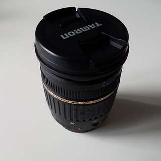Tamron 17-50mm f2.8 non VC for Canon