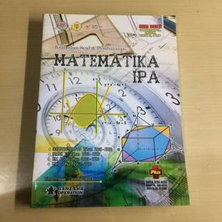 buku GO SBMPTN Matematika