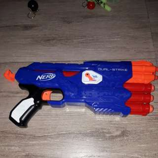 Nerf Gun Dual-Strike