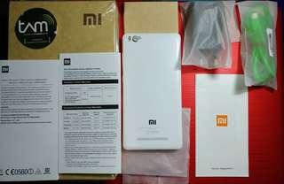 Xiaomi mi4i ex GRS TAM MULUS TERAWAT FREE TEMPRED GLASS NEW