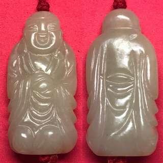 Hetian Jade 新疆和田玉 43-21-11 mm