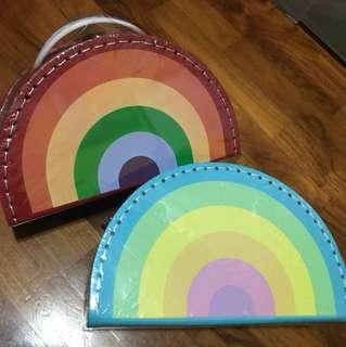 BN rainbow 🌈 box case