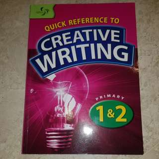 CHEAP | Quick Reference to Creative Writing Primary 1 & 2