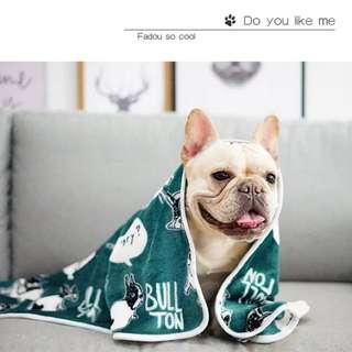 預購 法鬥珊瑚絨蓋毯 毛毯 冷氣毯