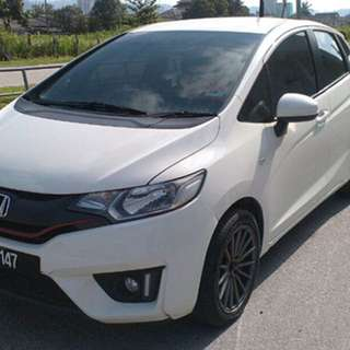 honda jazz continue loan