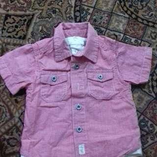 Pumpkin Patch Baby Shirt