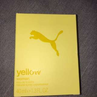Puma Yellow Perfume-REDUCED