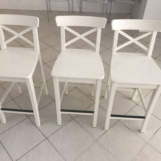 Breakfast bar chairs