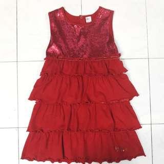 Red Girls Dress WinX Club