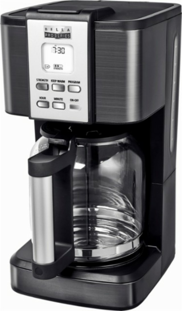 $30!!!!!! Selling at Best Buy for $59.99!!!! 14 cup coffee maker