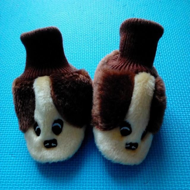 幼兒室內保暖鞋