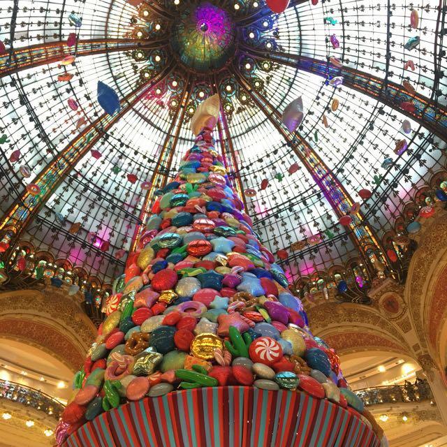 去巴黎尋找聖誕老公公🎅🏻🎅🏻🎉