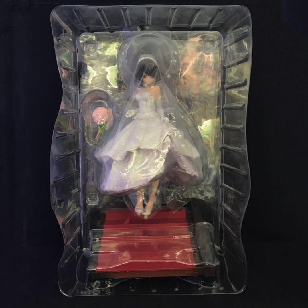 時崎狂三婚紗