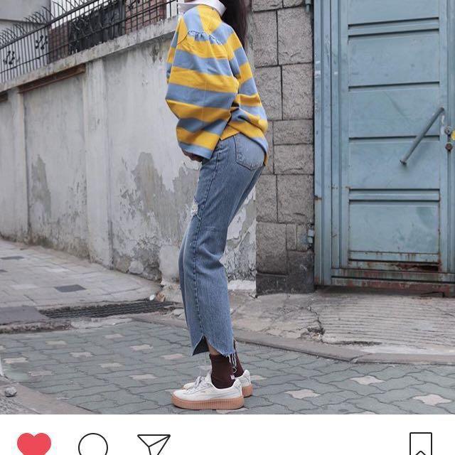 正韓牛仔褲 3:01am