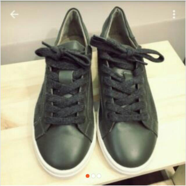 正韓 麂皮休閒鞋