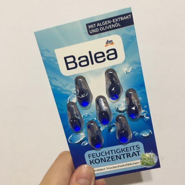 全新💡德國 Balea 時空膠囊 保濕精華液 眼部拉提