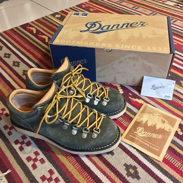 日本製 danner 日本限定 登山鞋 復古 古著 麂皮 outdoor 非 Beams Visvim 靴子