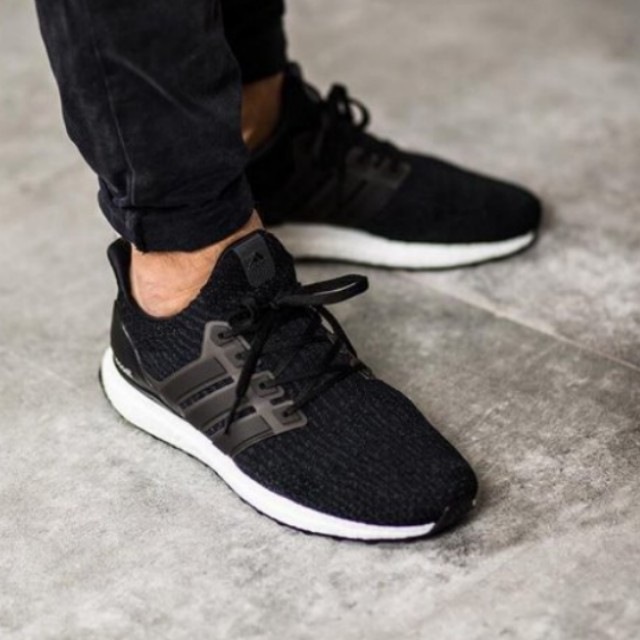 Adidas Ultra Boost 3.0 - Core Black