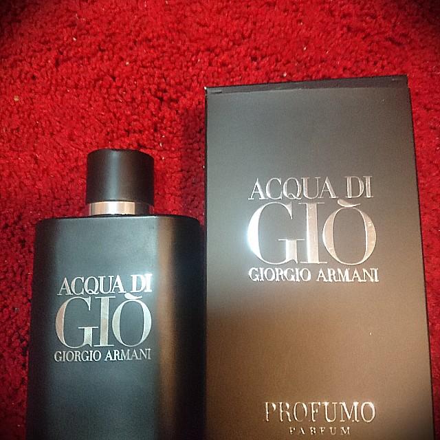 Acqua Gio Beauty Giorgio Di Profumo125mlNewHealthamp; Armani XOPkiuZ