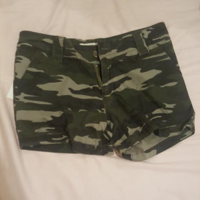 Army Shorts