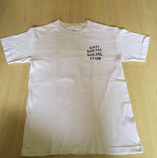 d30dd479ca26 ASSC Club Logo Tee 2 White (S)