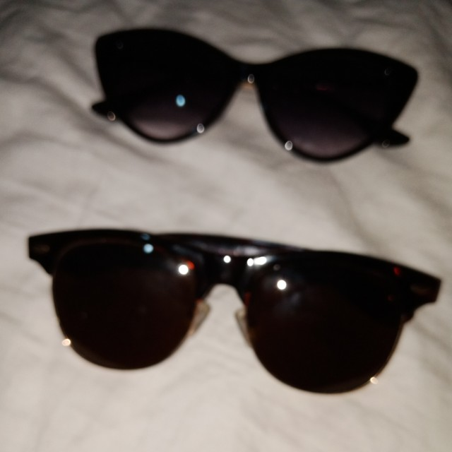 AUTH. FOREVER 21 SHADES FROM U.S. Bundle