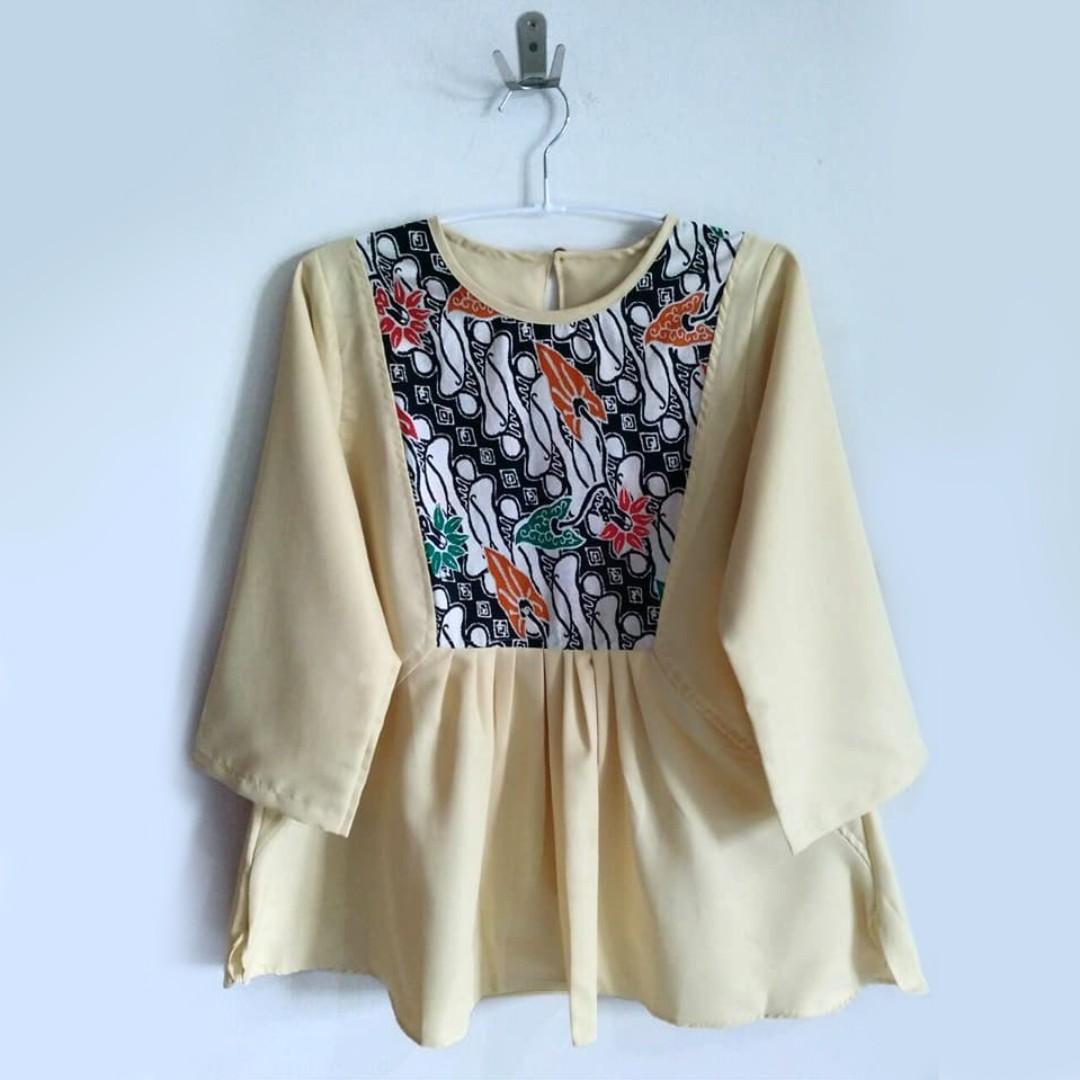 Batik Kuning Gading