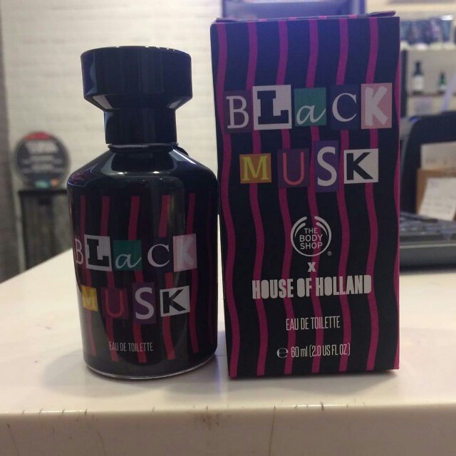 Black Musk EDT 60ml The Body Shop