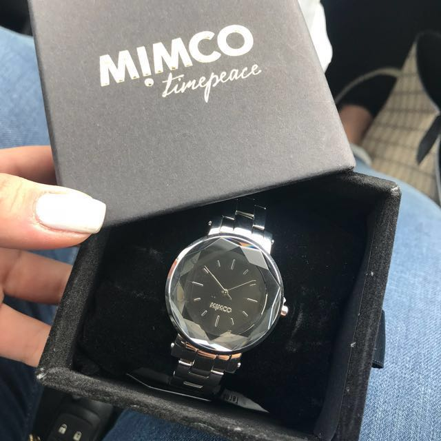 BNIB Silver MIMCO Watch