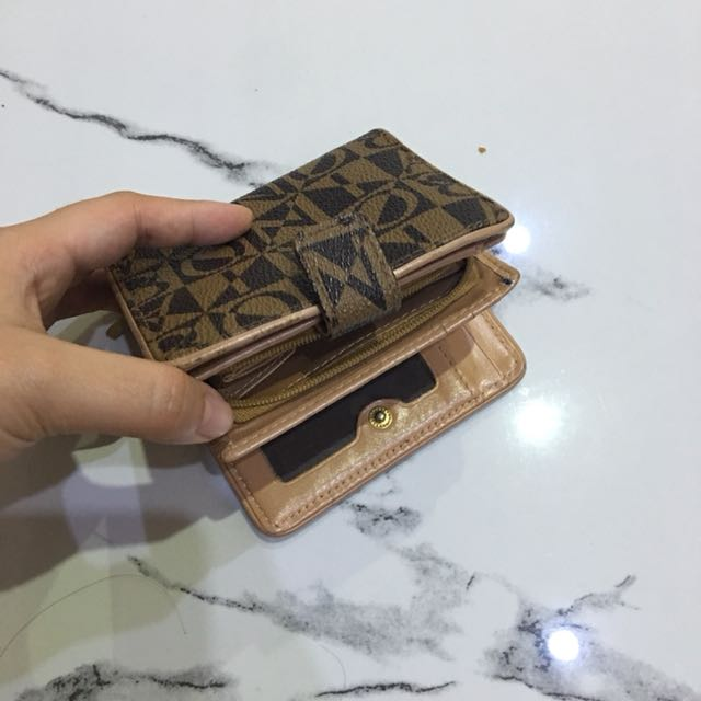 Bonia pocket wallet
