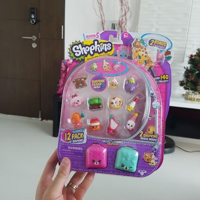 Brand new Shopkins toy